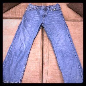 Old navy men's jeans 40/32